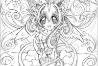 Printable Anime Coloring Pages - Promising Coloring Pages Anime Free for Kids 1 Unknown Collection