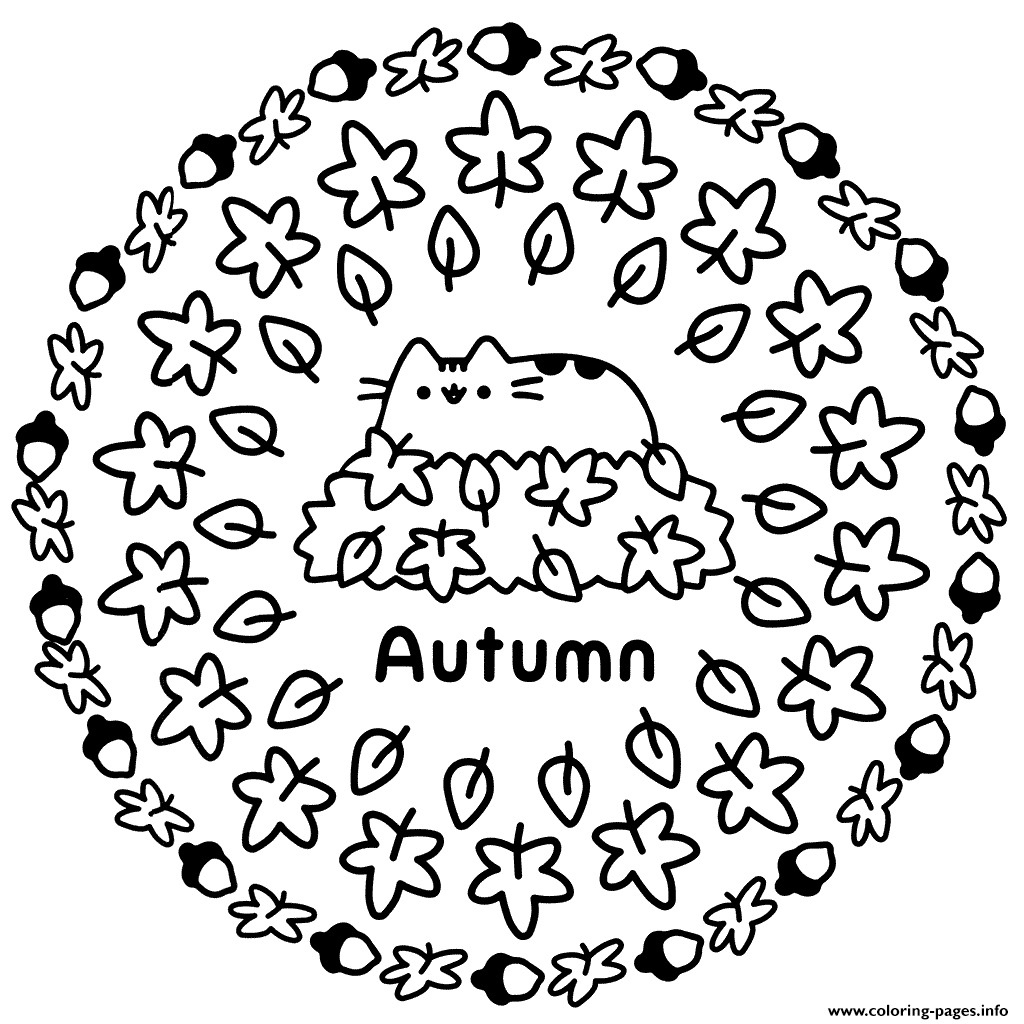 Fall Tree Coloring Pages Free Autumn Coloring Pages Printable ...