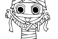 Mummy Coloring Pages - Quickly Mummy Coloring Pages Page 2 4268 9827 Printable