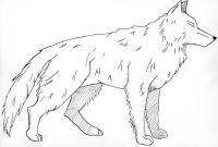 Wolf Coloring Pages Printable - Realistic Wolves Drawing at Getdrawings to Print