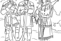 Sacagawea Coloring Pages - Sacagawea Coloring Pages Printable Collection