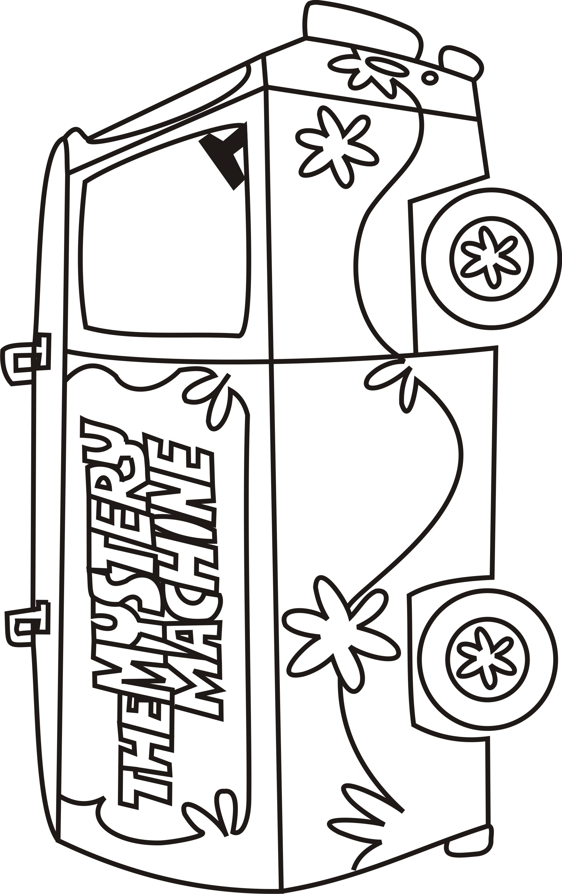 Mystery Coloring Pages Collection 17r - Free For Children