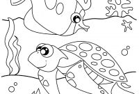 Sea World Coloring Pages - Sea Life Coloring Pages to and Print for Free Collection