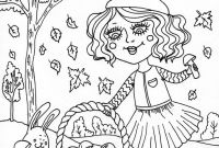 September Coloring Pages to Print - September Coloring Pages to Download and Print for Free within Faba Collection