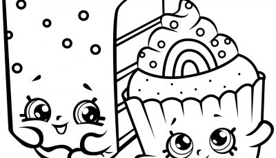 Print Shopkins Coloring Pages - Shopkins Coloring Pages Download
