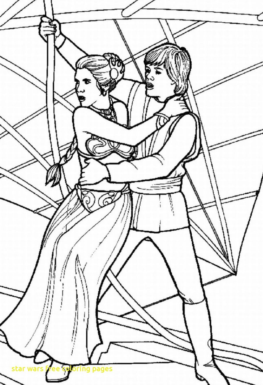 Star Wars Coloring Pages Free Printable and Capricus Download Of Fresh Star Wars Coloring Pages to Print