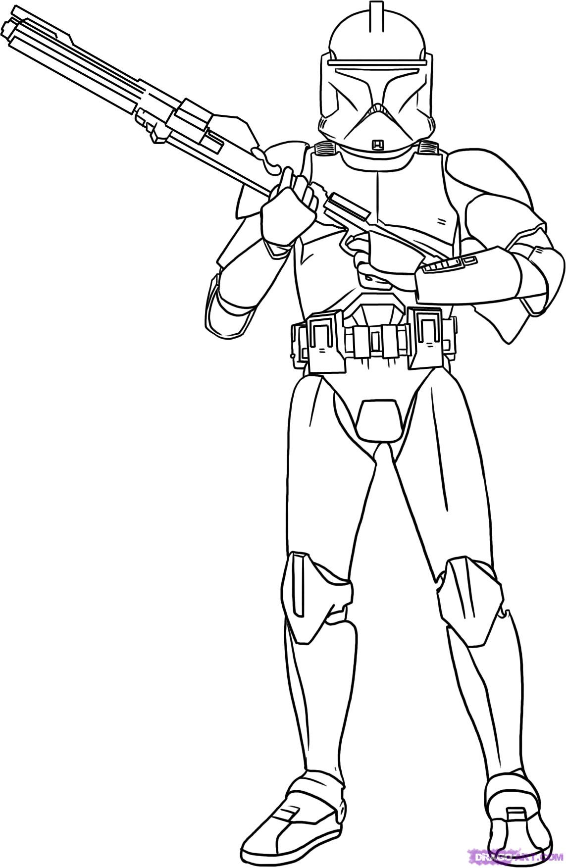 Star Wars the Clone Wars Gallery Of Fresh Star Wars Coloring Pages to Print