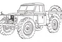 Land Rover Coloring Pages - Super Car Land Rover Defender Coloring Page for Kids Best Land Download