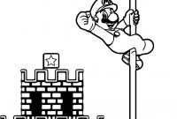 Mario Coloring Pages - Super Heroes Coloring Pages Capricus Gallery