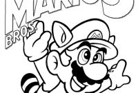 Mario Coloring Pages to Print - Super Mario Bros S Version 32c9a Coloring Pages Printable Download
