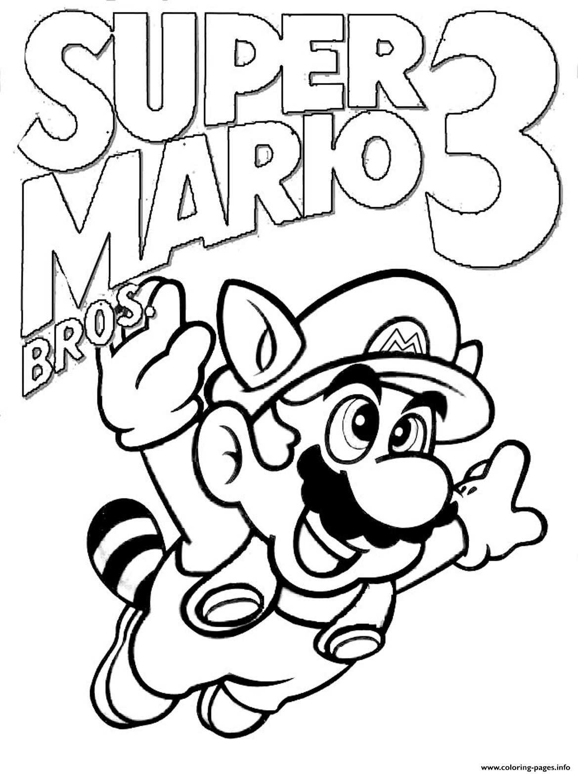 Super Mario Bros S Version 32c9a Coloring Pages Printable Download Of Super Mario Bros Coloring Pages to Print