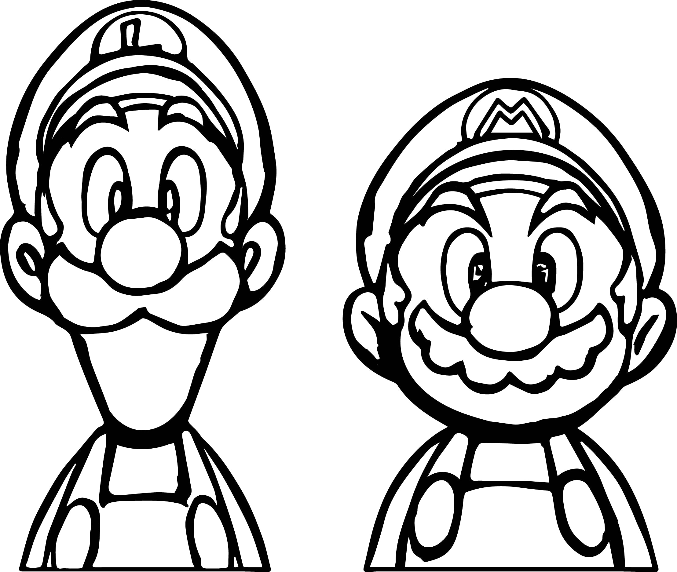 Super Mario Brothers toad Coloring Pages Mushroom Free Printable Gallery Of Super Mario Bros Coloring Pages to Print