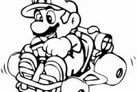 Mario Coloring Pages to Print - Super Mario Coloring Pages Bonnieleepanda Gallery