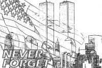 September Coloring Pages to Print - Surging September 11 Coloring Pages We Remember 9 01 Page Free Collection