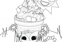 Yogurt Coloring Pages - Sweetfrog Premium Frozen Yogurt Collection