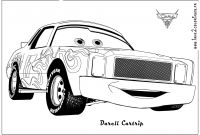 Coloring Pages Cars 2 - Tested Jeff Gorvette Coloring Page Excellent C 413 Unknown to Print