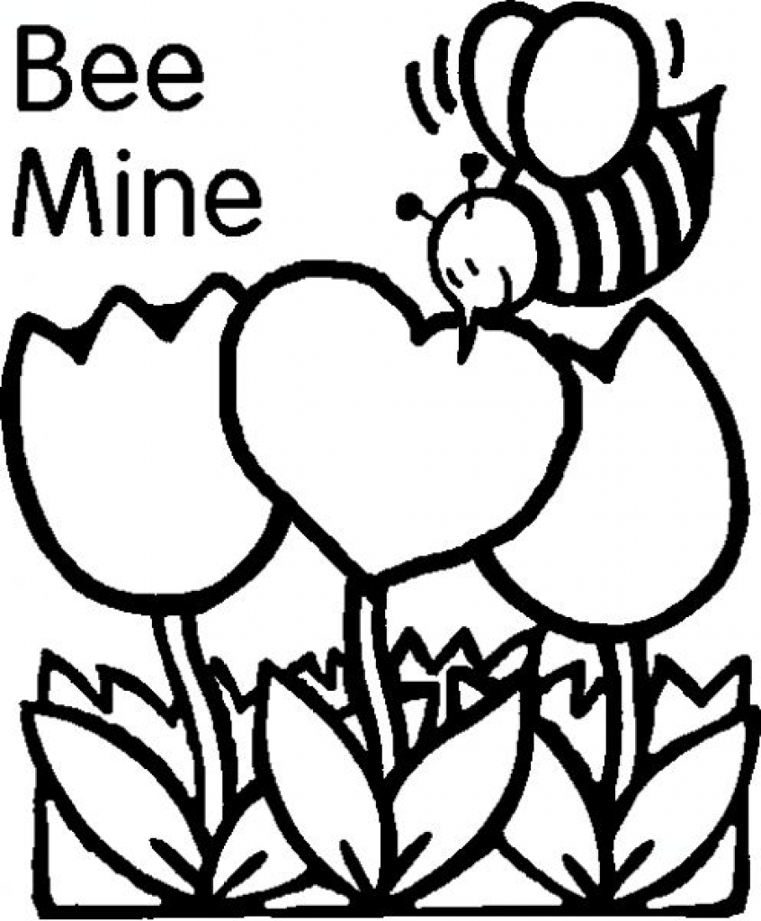Top Valentine to Color and Print Free Coloring Pages to Print Of Valentines Coloring Pages Printable Remarkable Valentine to Collection