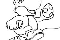 Mario Coloring Pages to Print - Trend Mario and Yoshi Coloring Pages to Print with Egg Coloringstar to Print
