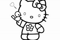 Hello Kitty Free Printable Coloring Pages - Unique Hello Kitty Princess Coloring Pages Collection to Print