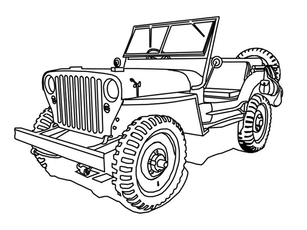 Unique Land Rover Series Coloring Pages Pattern Examples Collection Of Firetruck 77 Transportation – Printable Coloring Pages to Print