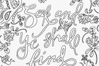 Free Scripture Coloring Pages - Unique Printable Bible Verse Coloring Pages Gallery Free and Gallery