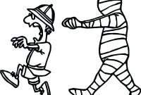 Mummy Coloring Pages - Unlock Mummy Coloring Pages 9314 Collection