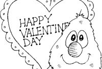 Valentines Printable Coloring Pages - Valentine S Day Coloring Pages Collection