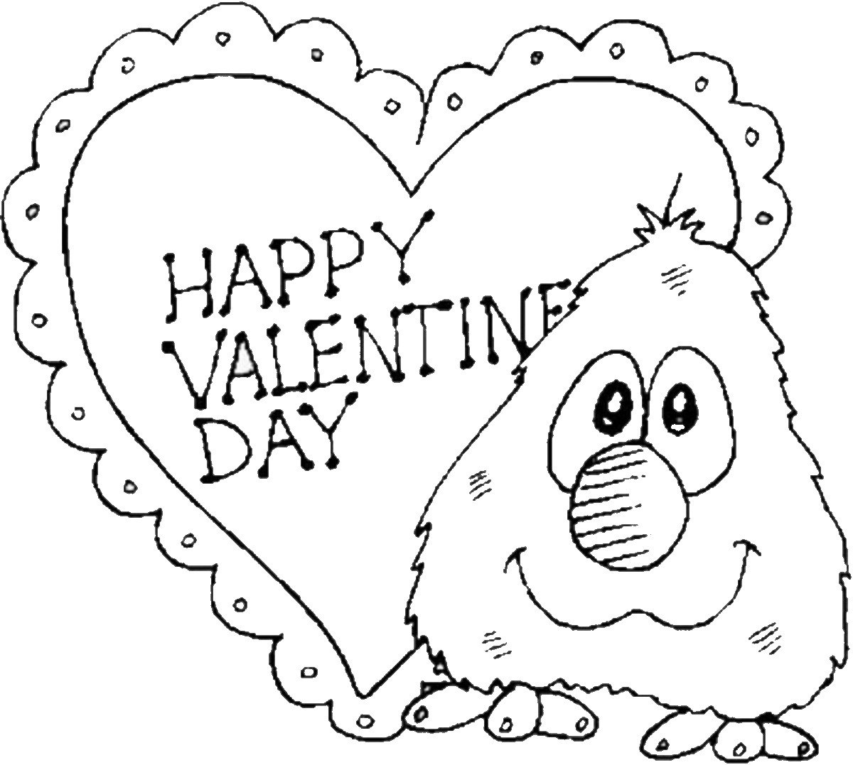 Valentine S Day Coloring Pages Collection Of Valentines Coloring Pages Printable Remarkable Valentine to Collection