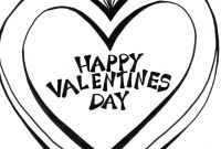 Valentines Printable Coloring Pages - Valentines Day Coloring Pages Collection