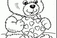 Valentines Printable Coloring Pages - Valentines Day Coloring Pages Printable Download Free Coloring Books Printable