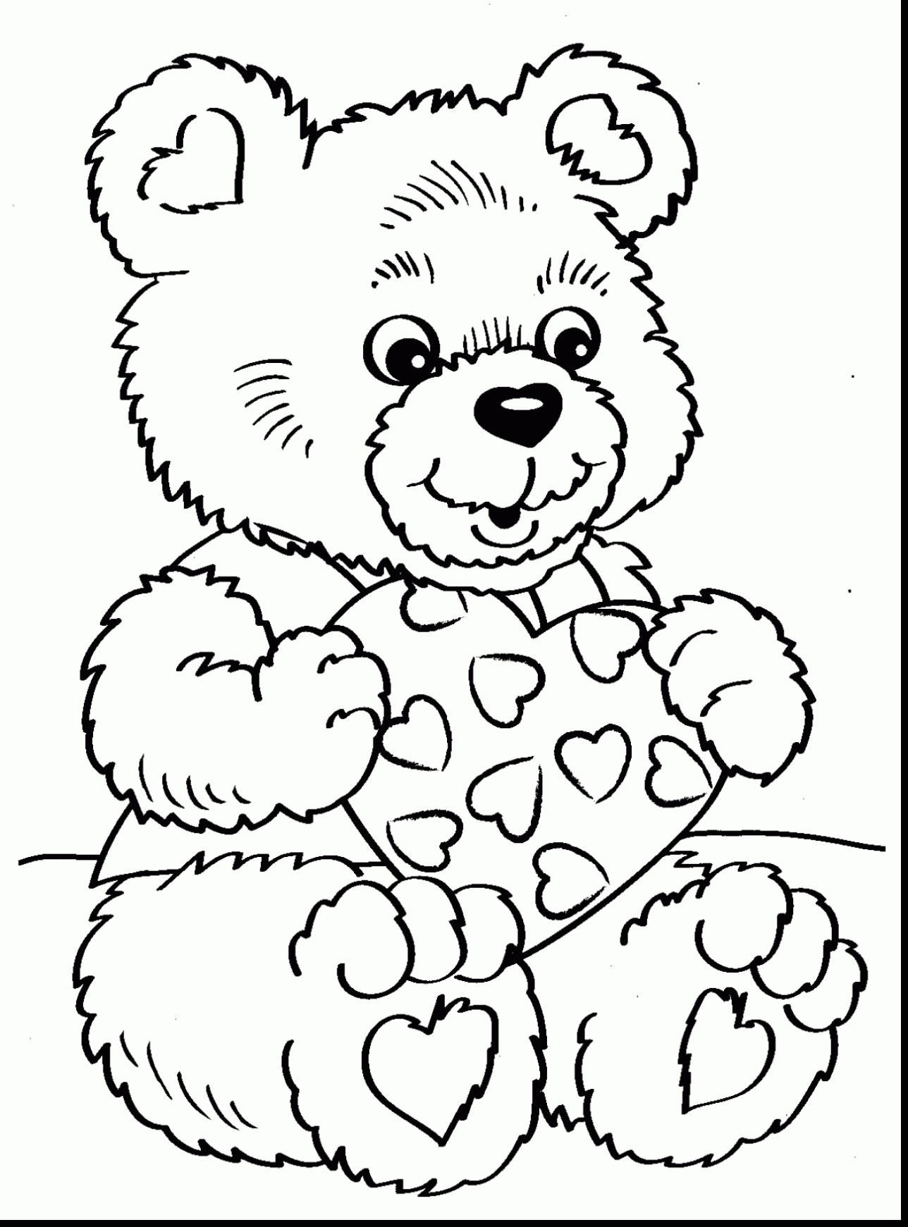 Valentines Day Coloring Pages Printable Download Free Coloring Books Printable Of Valentine Day Printable Coloring Pages Free Coloring Library Download