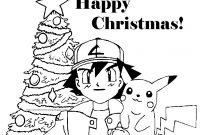 Christmas Coloring Pages Printable Free - Vibrant Pokemon Christmas Coloring Pages Pokemon Christmas Coloring to Print