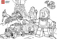Lego Dimensions Coloring Pages - Volcano Explorers Coloring Pages Lego City Lego Us to Print