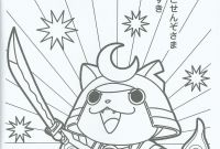 Yo Kai Watch Coloring Pages - Watch Yo Kai Yokai Watch Pinterest to Print