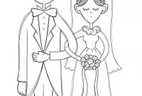 Wedding Coloring Pages Free - Wedding Coloring Pages to Print