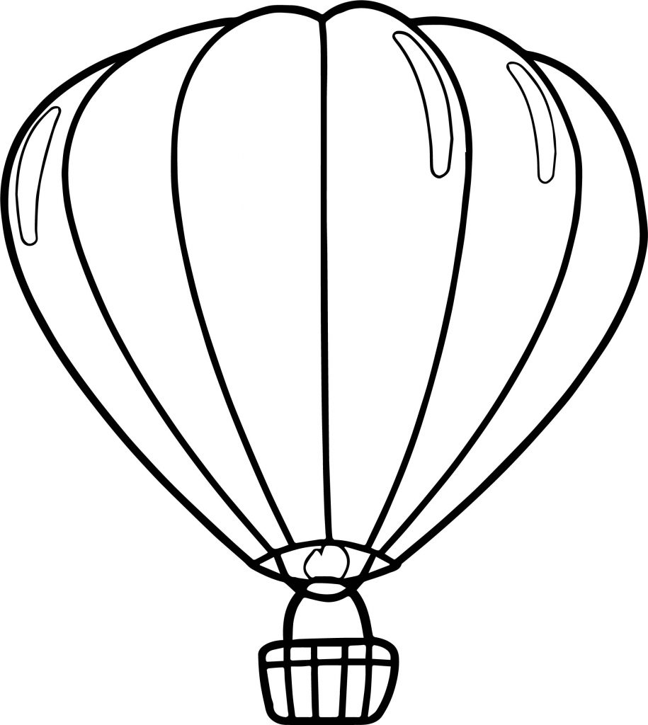 Weird Hot Air Balloon Colouring Page Unique Coloring Pages Design Printable Of Hot Air Balloon Coloring Page Collection