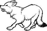 Wolf Coloring Pages Printable - Wolves Coloring Pages Coloringsuite Free Baby Wolf 5 Download