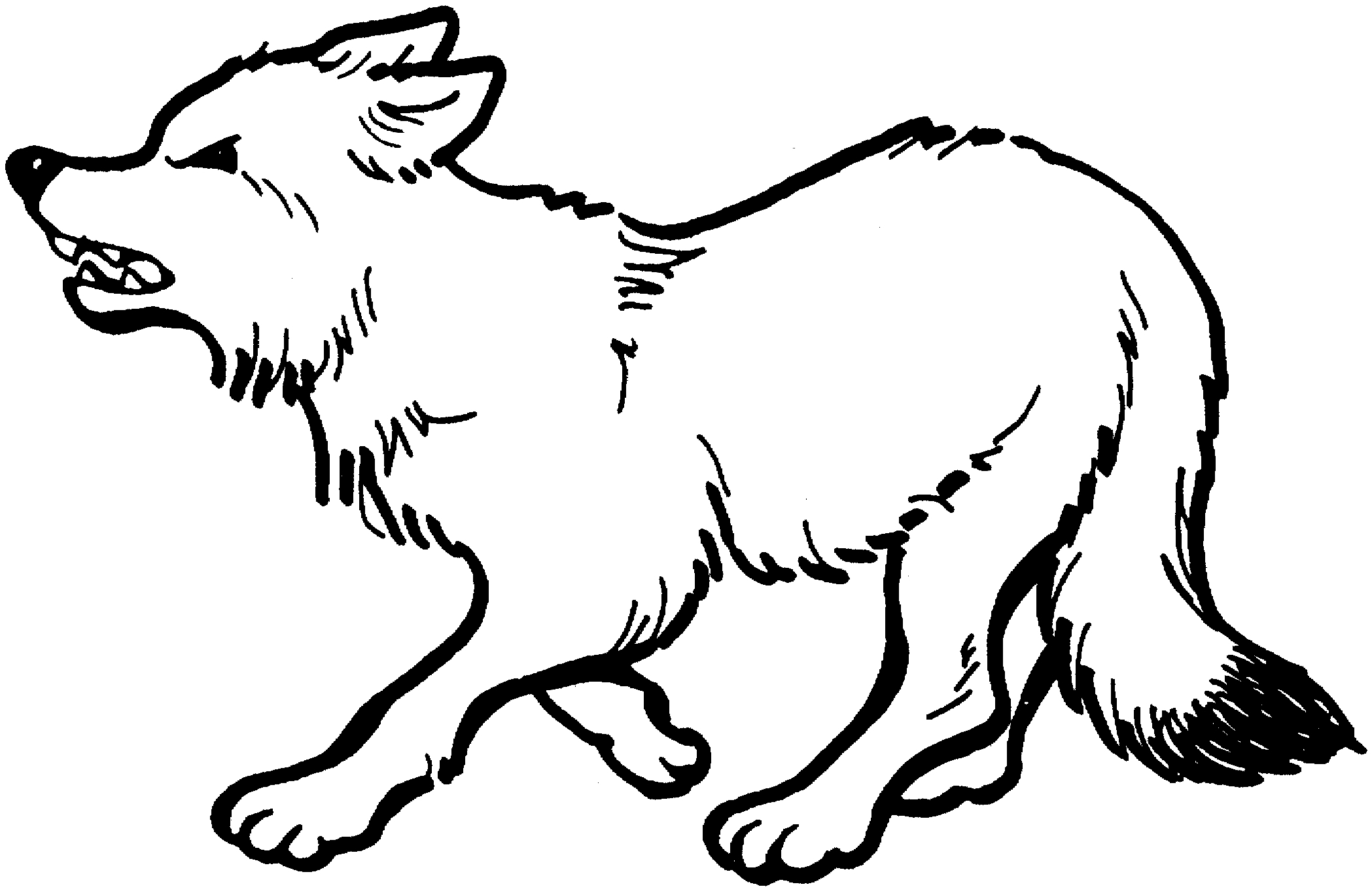 Wolves Coloring Pages Coloringsuite Free Baby Wolf 5 Download Of Wolves Coloring Pages Wolf Coloring Pages Free Coloring Pages Collection