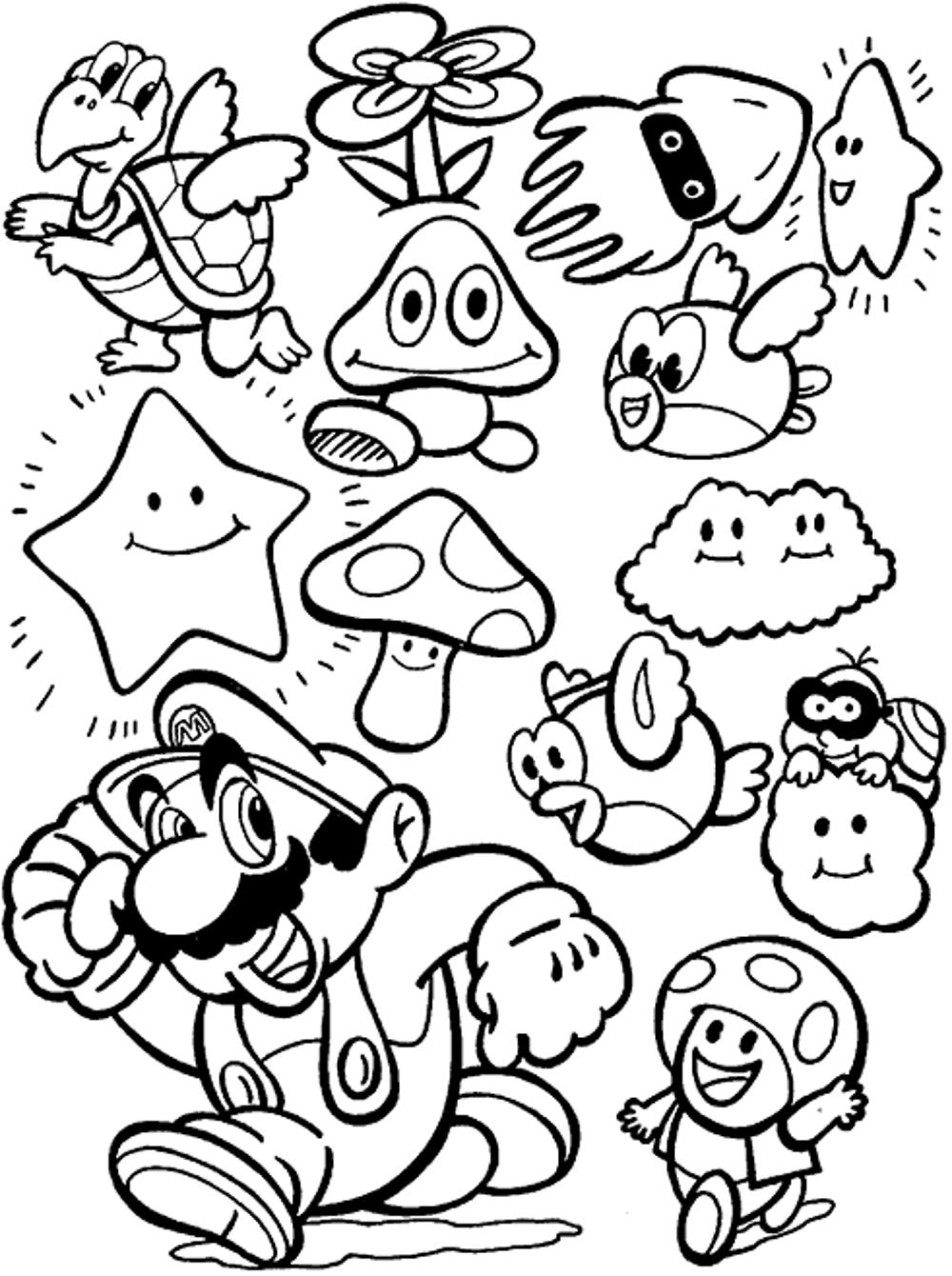 Wp Content 2018 06 Popular Gallery Of Toad Mario Drawing at Getdrawings Gallery