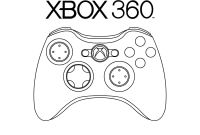 Xbox Coloring Pages - Xbox Coloring Pages Baskanai Collection