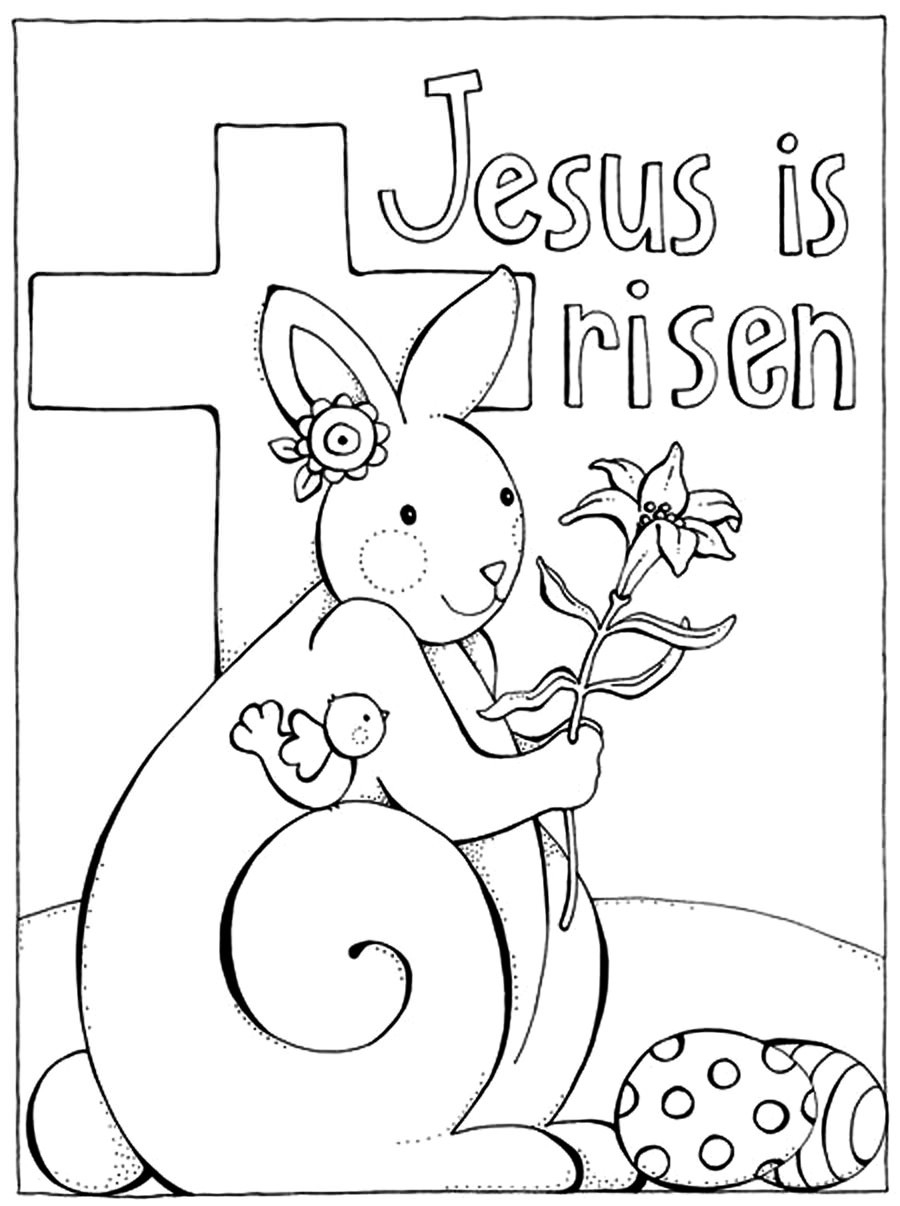 20 Luxury Jesus Resurrection Coloring Page Download Of Has Risen Copy The