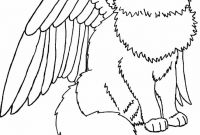 Winged Cat Coloring Pages - 20 Unicorn Coloring Pages Download