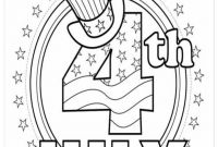 Coloring Pages 4th Of July Printable - 4th July Coloring Pages for Kids to Print