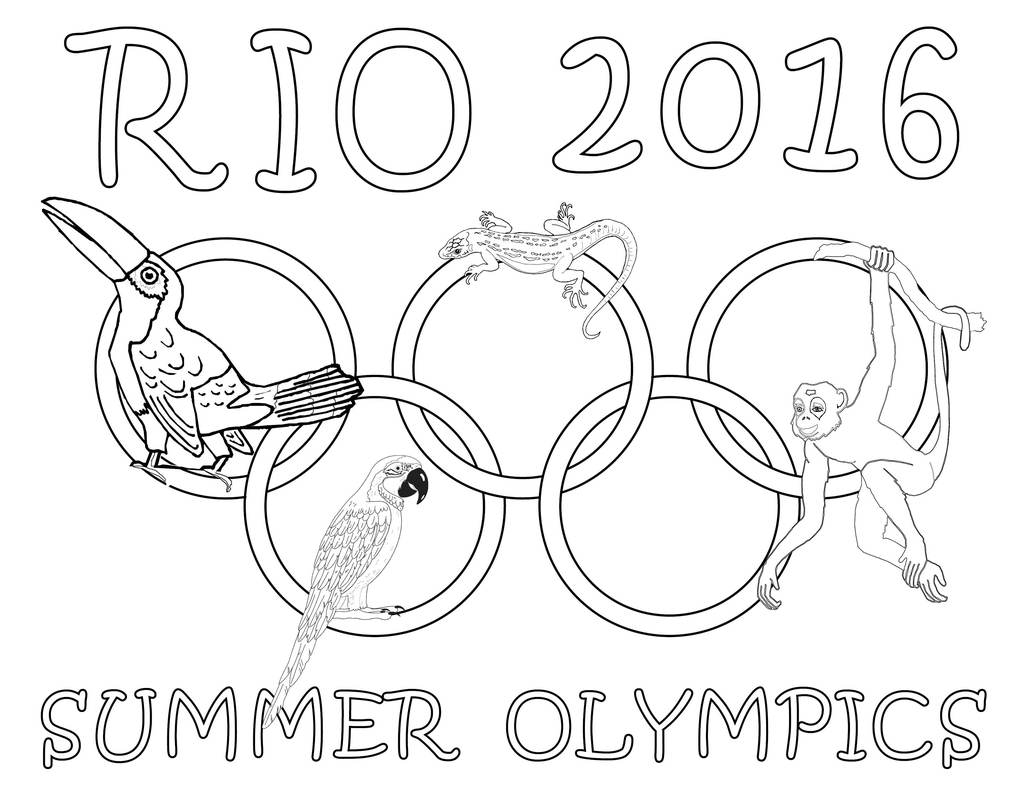8 Free Printable Olympic Coloring Pages – Supplyme Download Of Olympic Games Gymnastic Paris 2024 Olympic & Sport Adult to Print