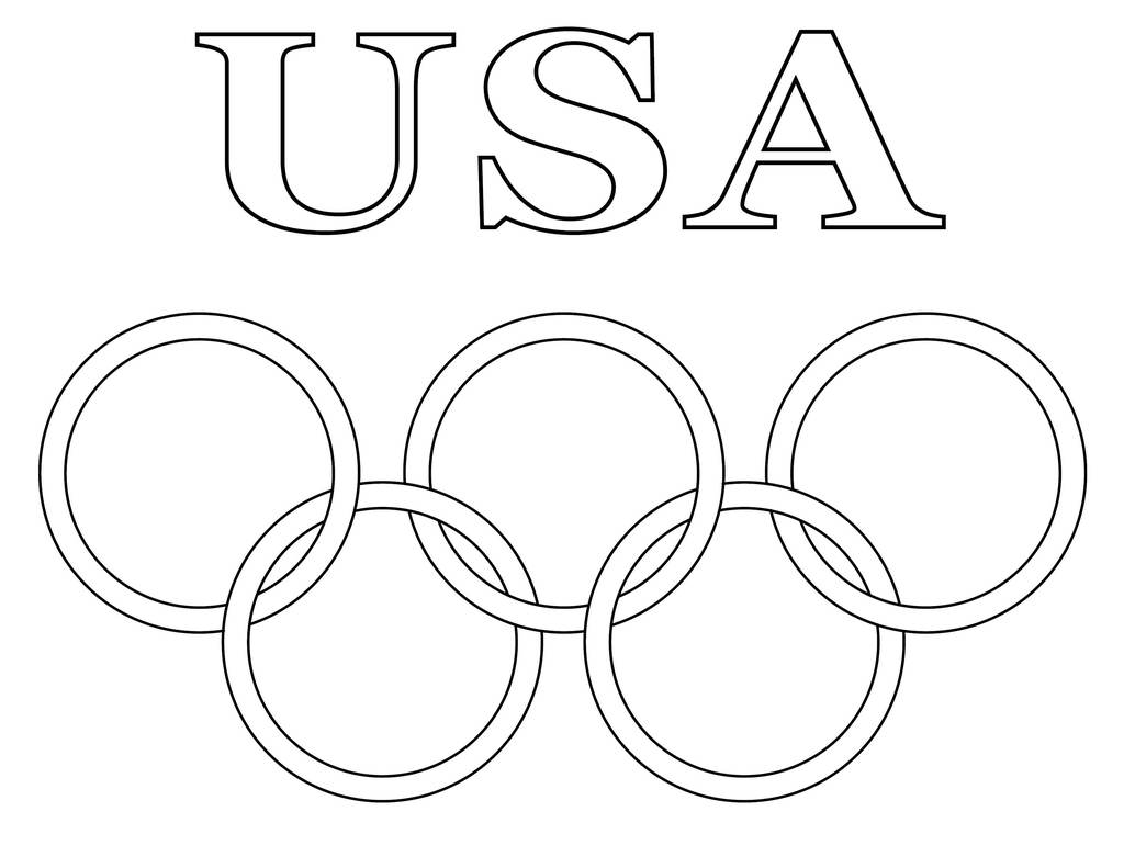 8 Free Printable Olympic Coloring Pages – Supplyme Gallery Of Olympic Games Gymnastic Paris 2024 Olympic & Sport Adult to Print