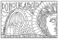 Praise and Worship Coloring Pages - Advent Journey Coloring Posters An Advent Art Project for All Ages Collection
