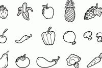 Coloring Pages Of Healthy Foods - Advice Ve Able Color Pages Healthy Food Colo Unknown Gallery