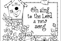 Praise and Worship Coloring Pages - Amazing Colossians 3 23 Coloring Page Bible Pa Unknown to Print