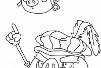 Angry Bird Pigs Coloring Pages - Angry Bird Pigs Coloring Pages Unique Angry Birds Epic Coloring Page Download