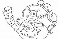 Angry Bird Pigs Coloring Pages - Angry Birds Epic Coloring Page Wizard Pig Pages for Kids Pigs High Gallery